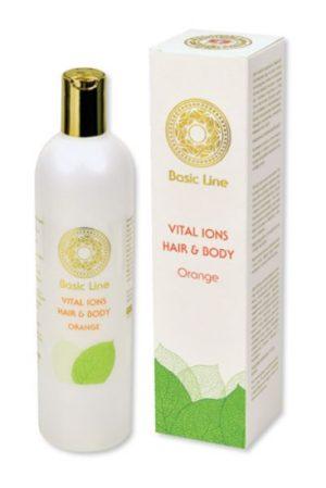 Vital Ionen Hair & Body - Blutorange