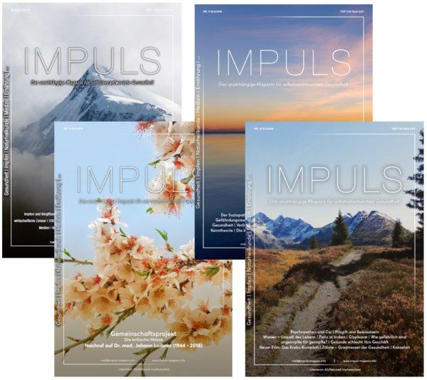 Set: IMPULS Magazin Jg 2018