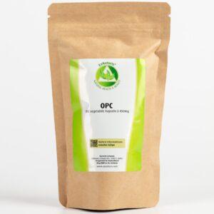 OPC Traubenkernextrakt (180 Kapseln à 200mg reinem OPC) (Nachfüllbeutel)