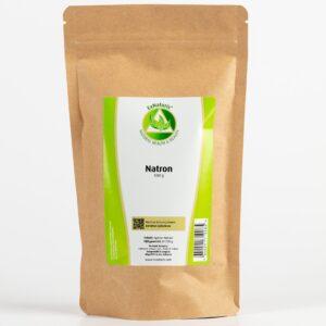 Natron (Speise-Natron / Natriumhydrogencarbonat - NaHCO3)