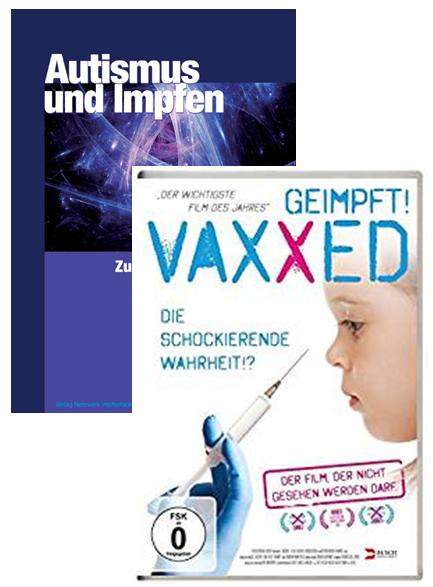 VAXXED - SET2 (Blu Ray und Buch)