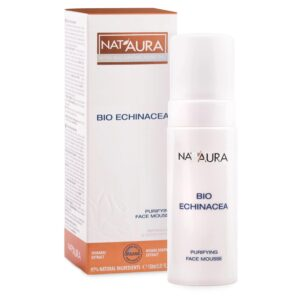 Nat'aura Waschschaum mit Bio-Echinacea-Extrakt (150ml)