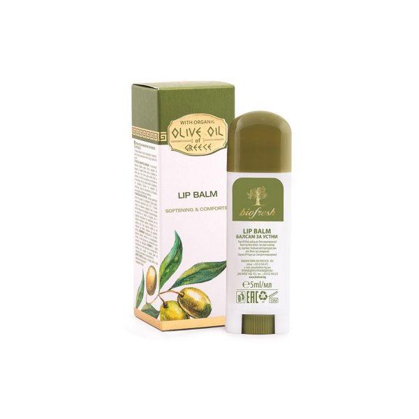 Lippenbalsam mit griechischem BIO-Olivenöl 5ml